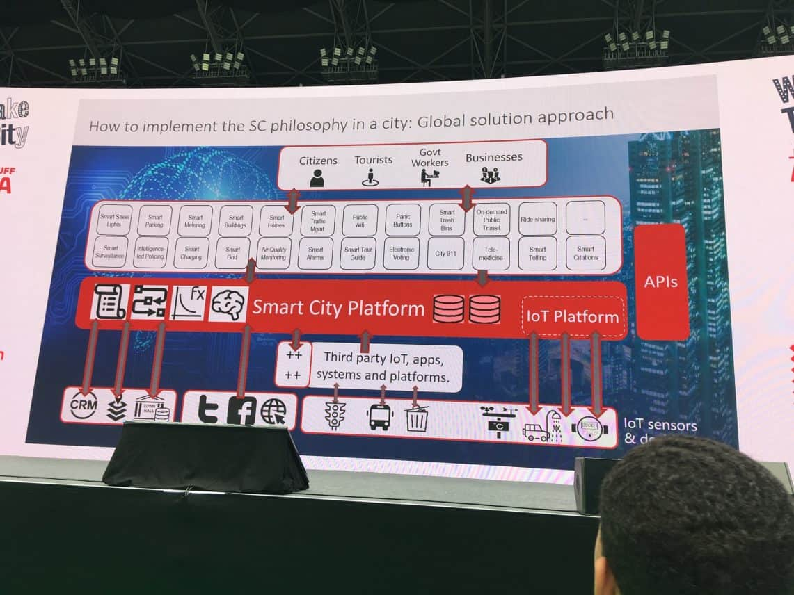 Huawei vindt dat gemeenten eigenaar van alle openbare data en algoritmes moeten blijven