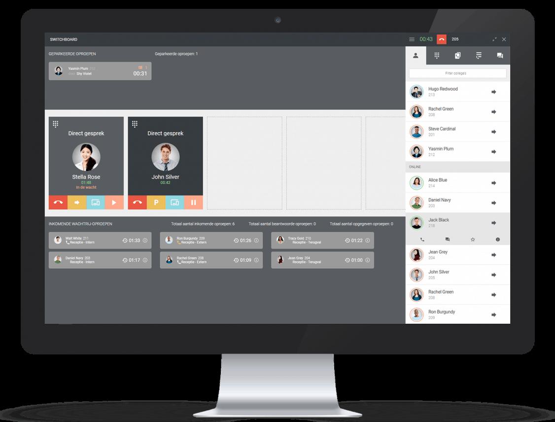 Voiceworks breidt Coligo-suite uit met softphone-app en receptie-oplossing
