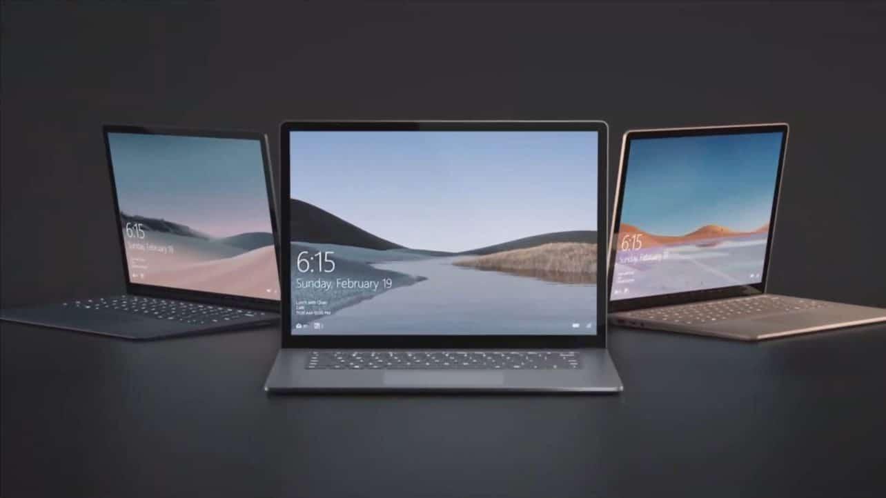 Microsoft Surface Pro 7 en Surface Laptop 3 krijgen eindelijk USB-C