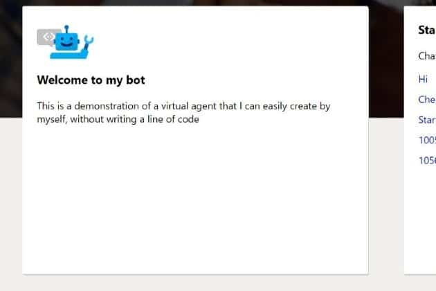 Microsoft toont laagdrempelige chatbot-tool