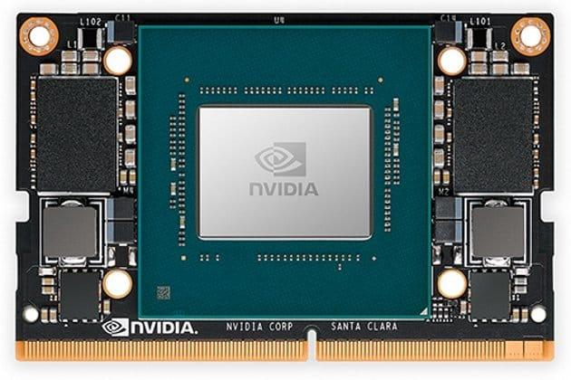 Nvidia ontwikkelt krachtige AI-computer voor de edge