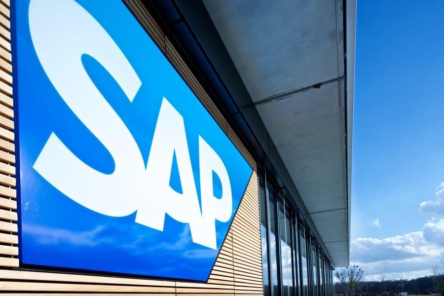 SAP ziet gebruik van clouddiensten toenemen