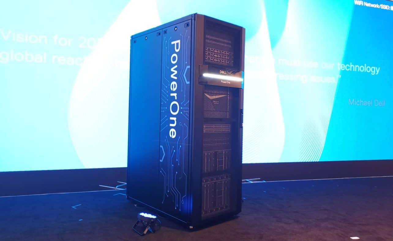 Dell vereenvoudigt IT-operations met PowerOne autonomous datacenter