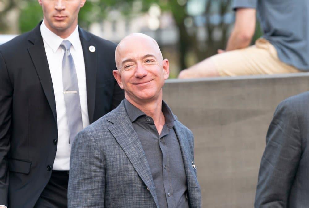 Jeff Bezos stopt als Amazon-CEO