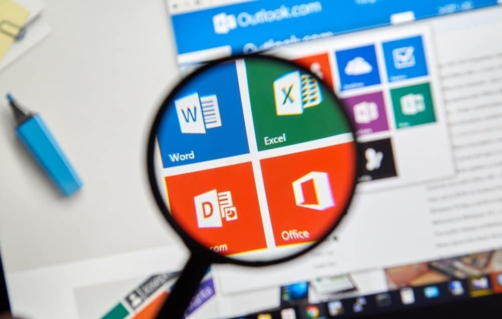 '72 procent cyberaanvallen gericht tegen Microsoft Office'