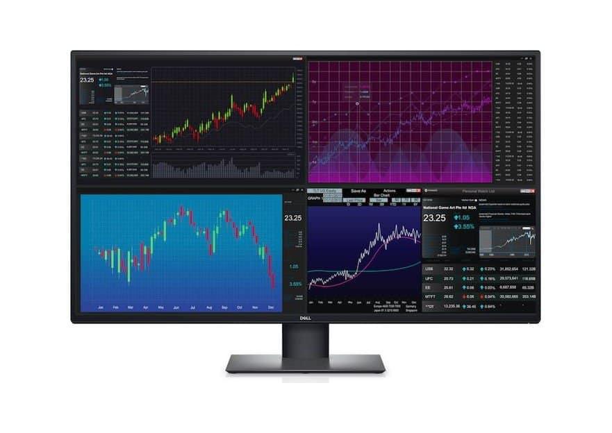 Dell lanceert enorme 4K-monitors voor professionals