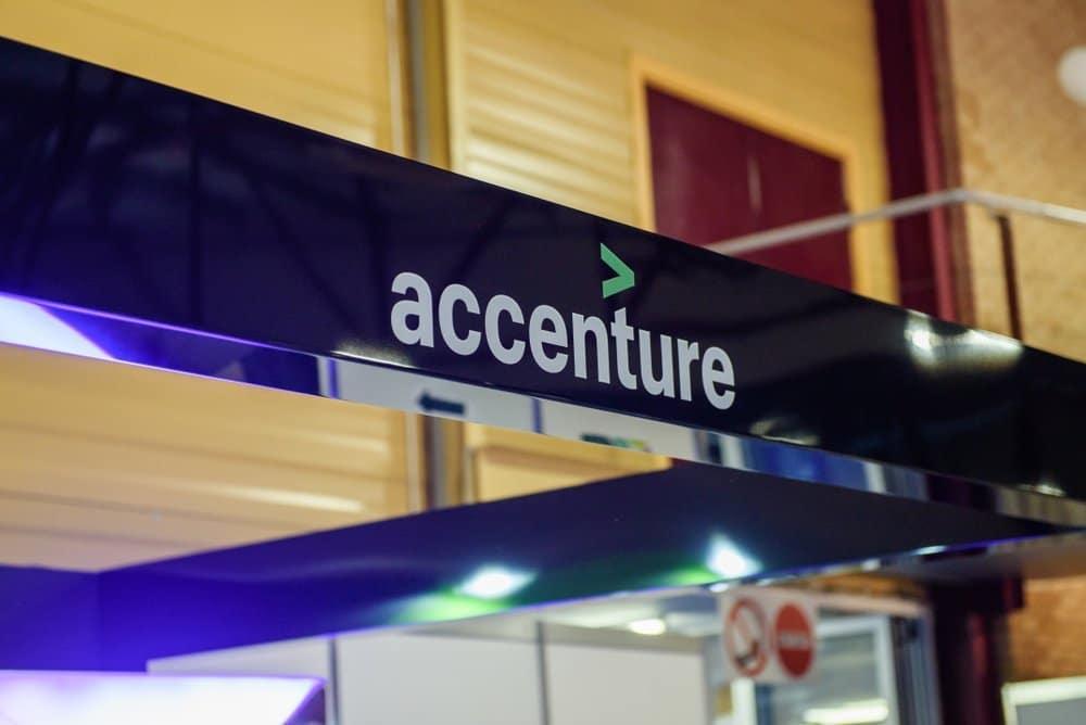 Accenture getroffen door ransomware-aanval: 42,5 miljoen euro geëist
