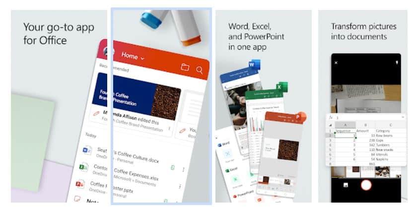 Microsoft lanceert nieuwe Office-app voor Android en iOS