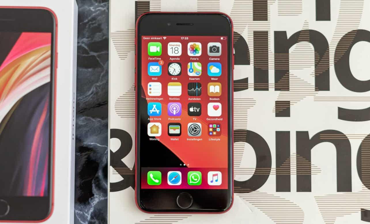 Review: Apple iPhone SE 2020, de perfecte smartphone voor werknemers?