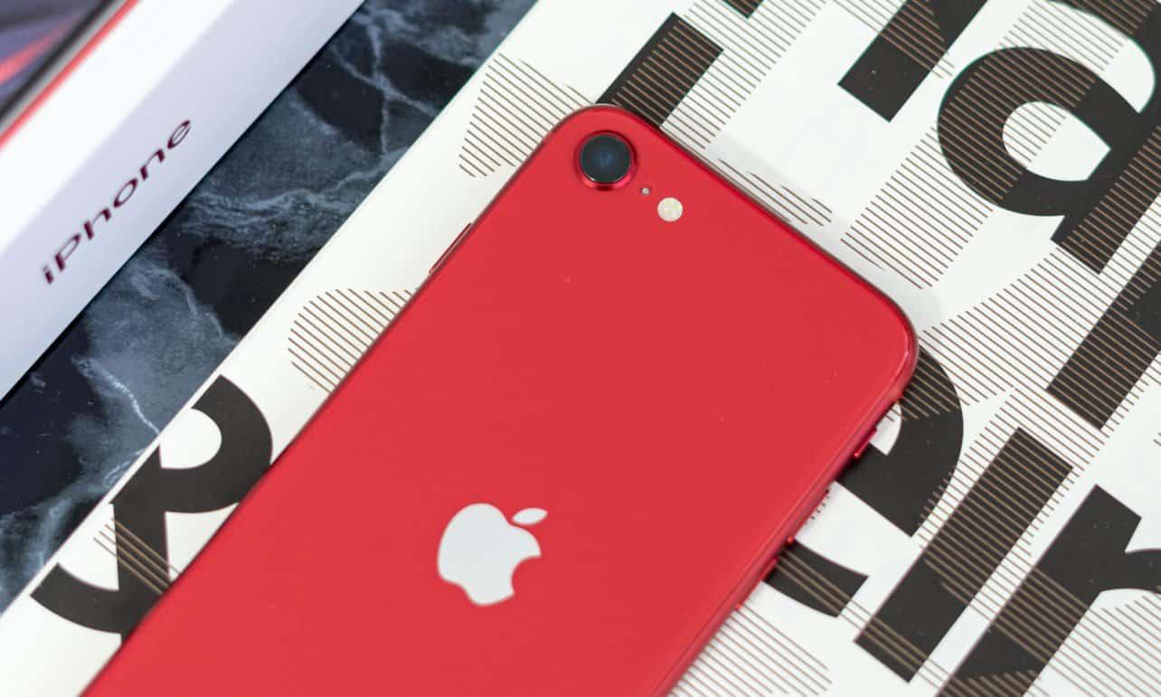 Apple iPhone SE 2020 camera