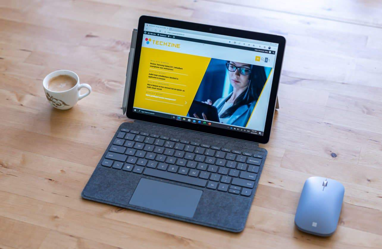 Microsoft Surface Go 2 review computer