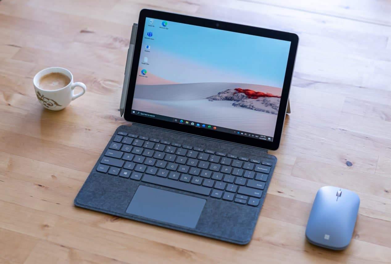 Review: Microsoft Surface Go 2, hybride tablet voor onderweg