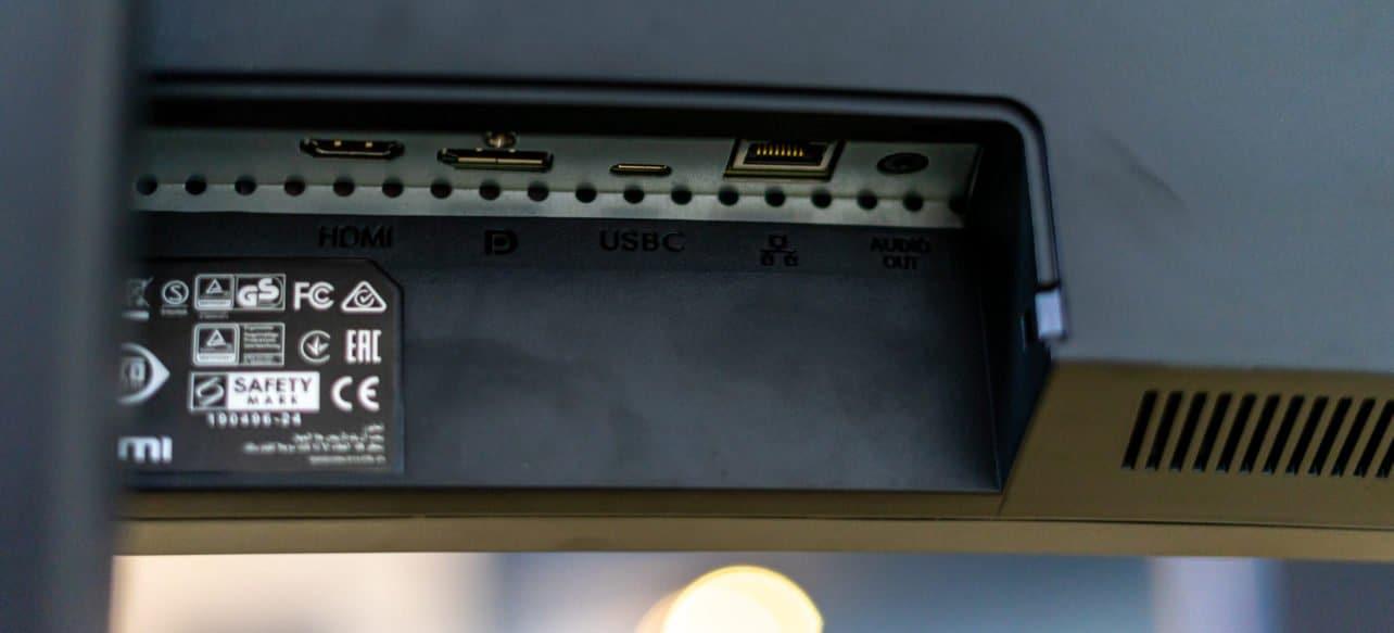 Philips 346B1C video poorten