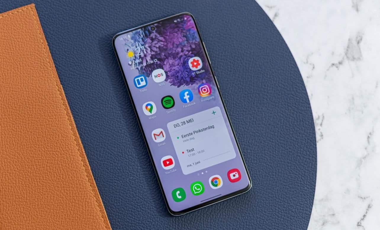 Review: Samsung Galaxy S20 is bijna de ideale high-endsmartphone