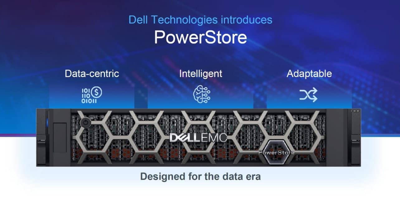 Dell EMC PowerStore: nieuw intelligent opslagsysteem voor alle data