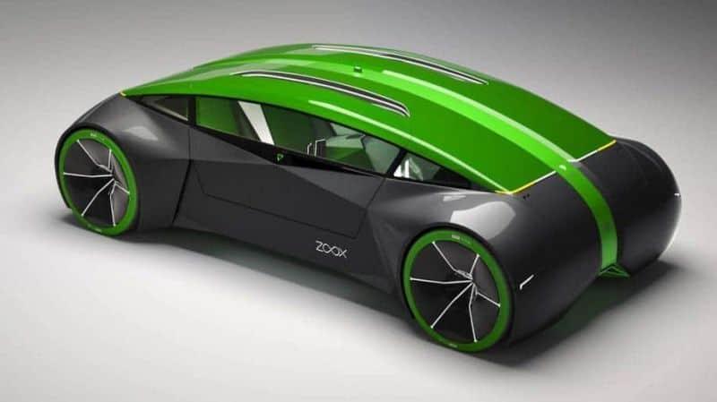 Amazon koopt zelfrijdende auto-startup Zoox