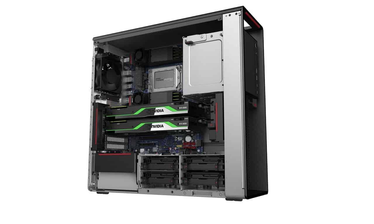 Lenovo komt met nieuwe workstation ThinkStation P620