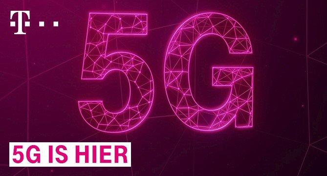 T-Mobile begint 28 juli met 5G in Nederland