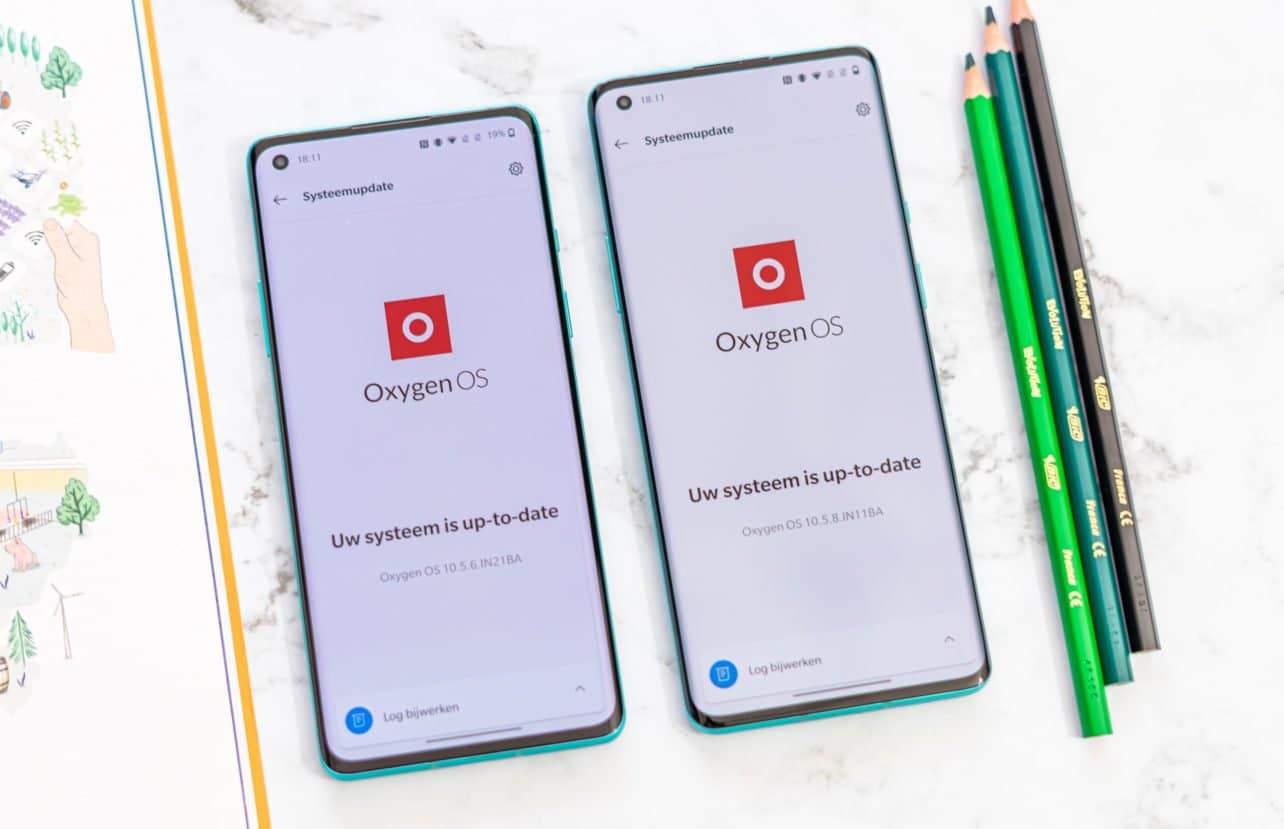OnePlus 8 (Pro) Oxygen OS