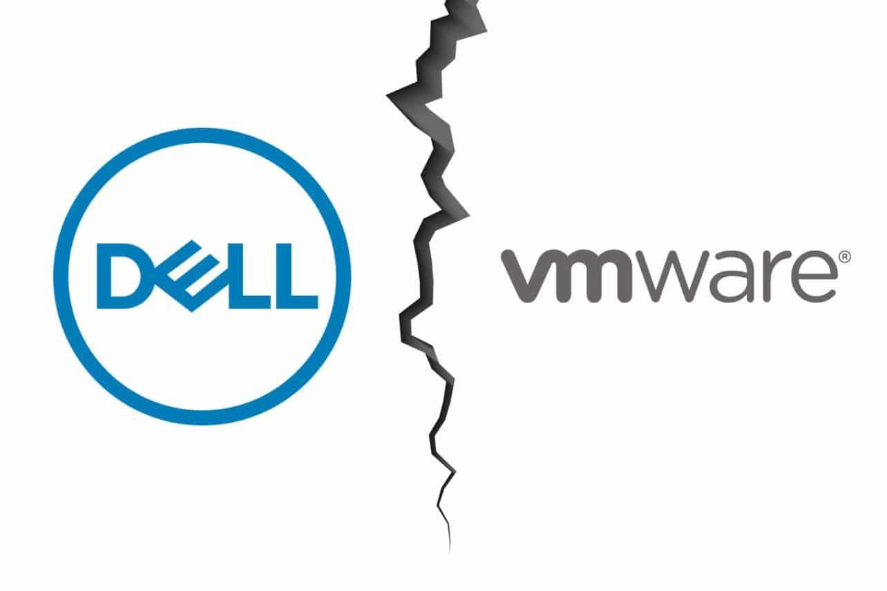 'VMware op weg naar afsplitsing van Dell in november'