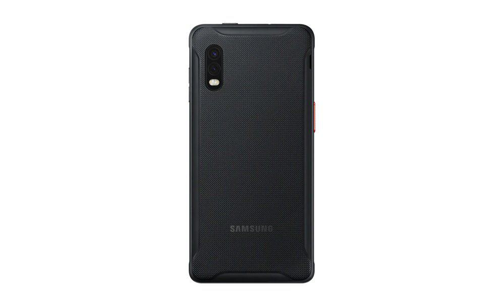 Samsung Galaxy XCover Pro achterkant