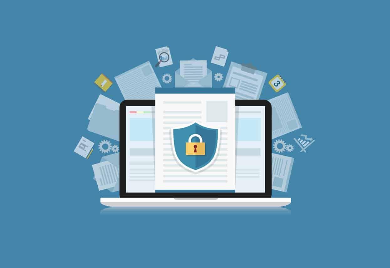 Hoe bescherm je gevoelige data?