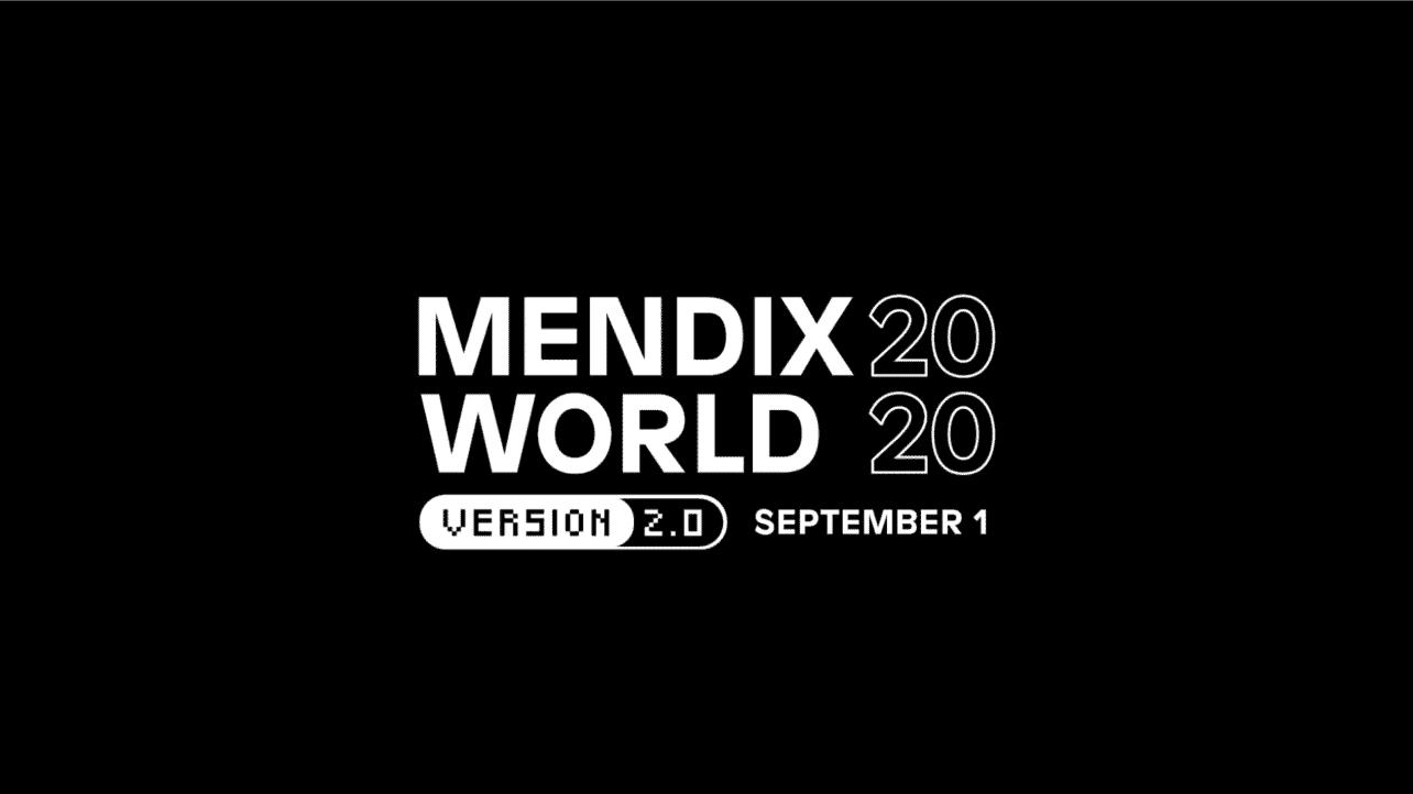 Mendix World in teken van All-in-One low-code en de Data Hub