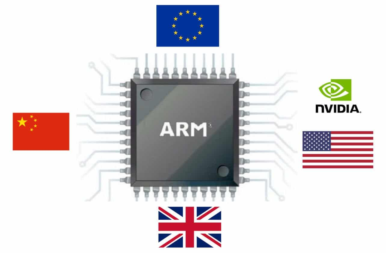 Waarom de overname van ARM door Nvidia moet worden verboden
