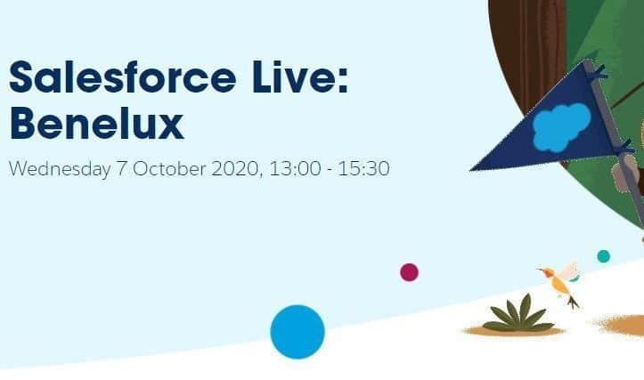 Kennis en adoptie in het bedrijf uitbreiden tijdens Salesforce Live: Benelux
