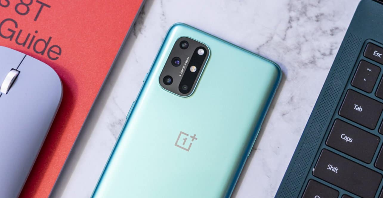 OnePlus 8T review camera