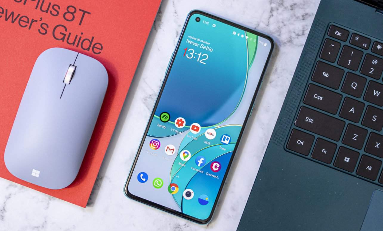 OnePlus 8T review design