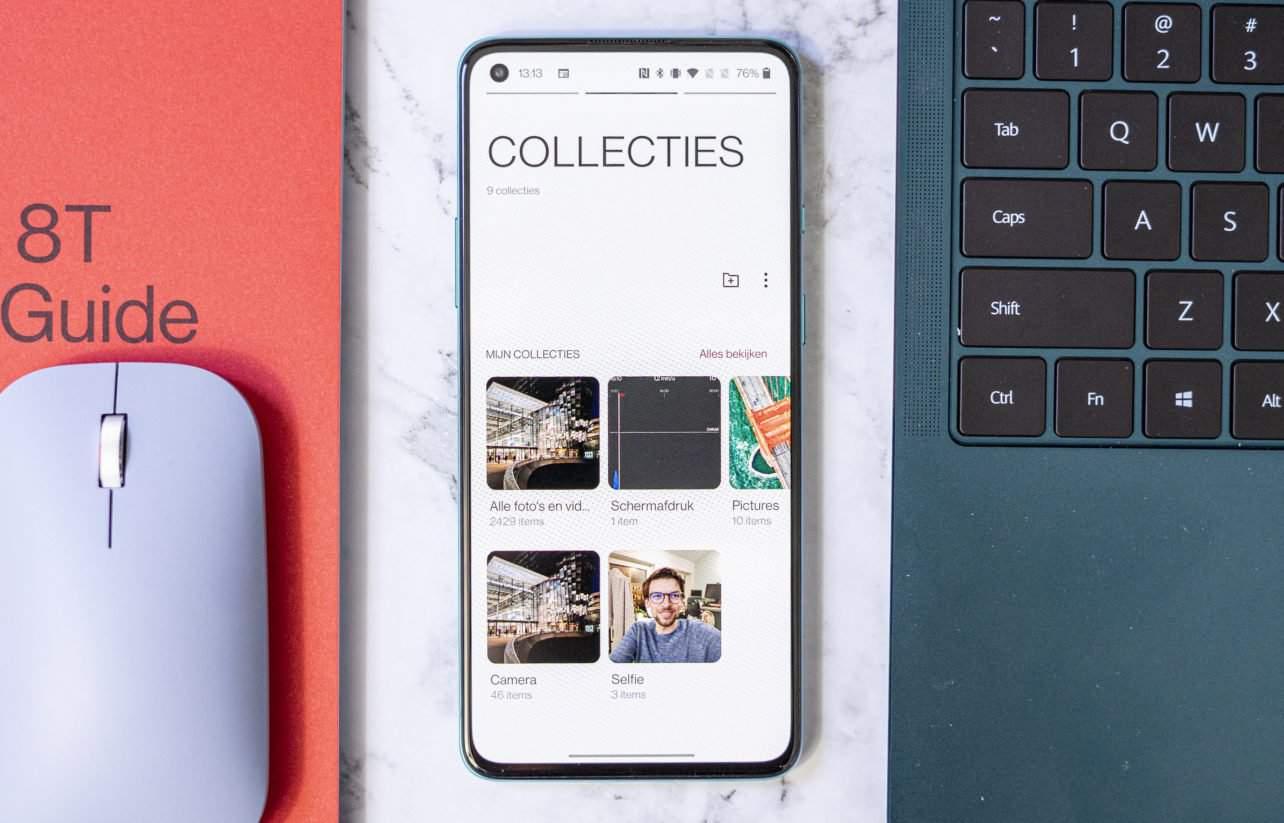 OnePlus 8T review galerij
