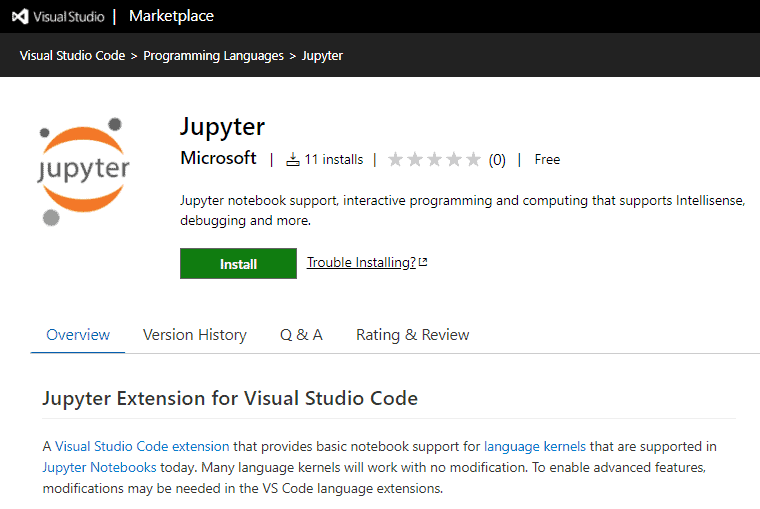 Microsoft lanceert nieuwe Jupyter Notebooks-extensie voor VS Code