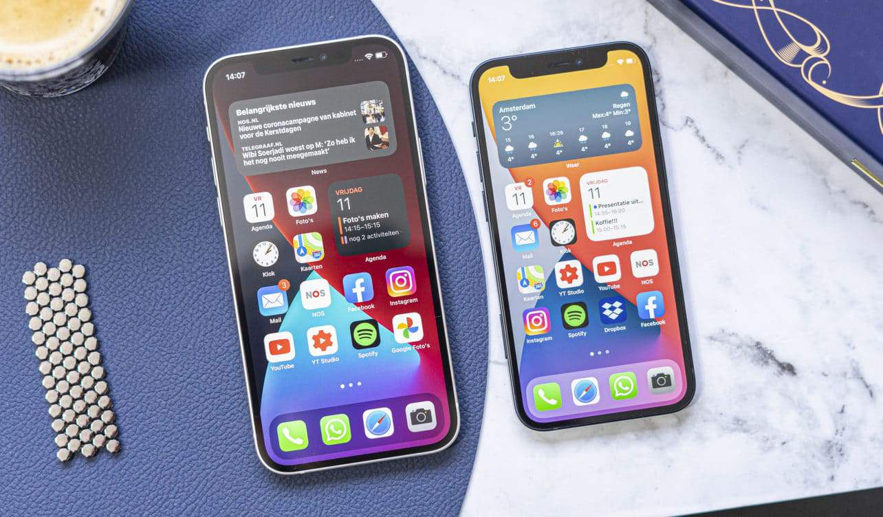 Review: Apple iPhone 12 (mini), iPhone-duo blijkt schot in de roos