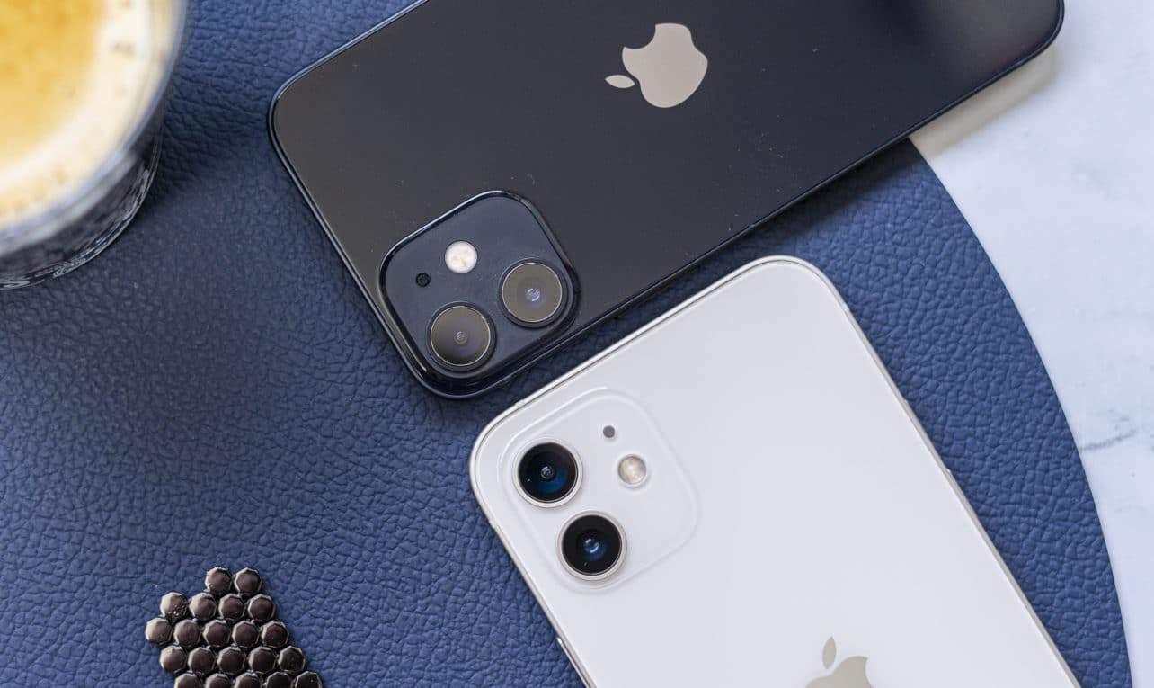 Apple iPhone 12 (mini) camera