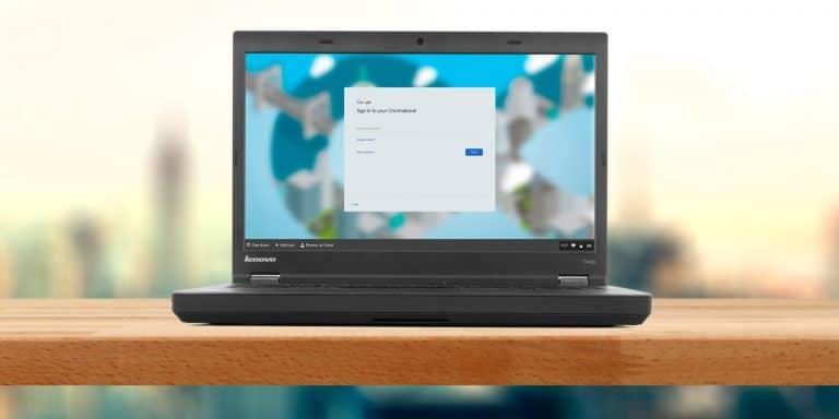 Google wil Chromebooks van oude laptops maken
