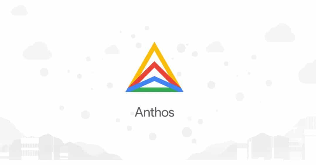 Google Anthos nu beschikbaar op bare metal