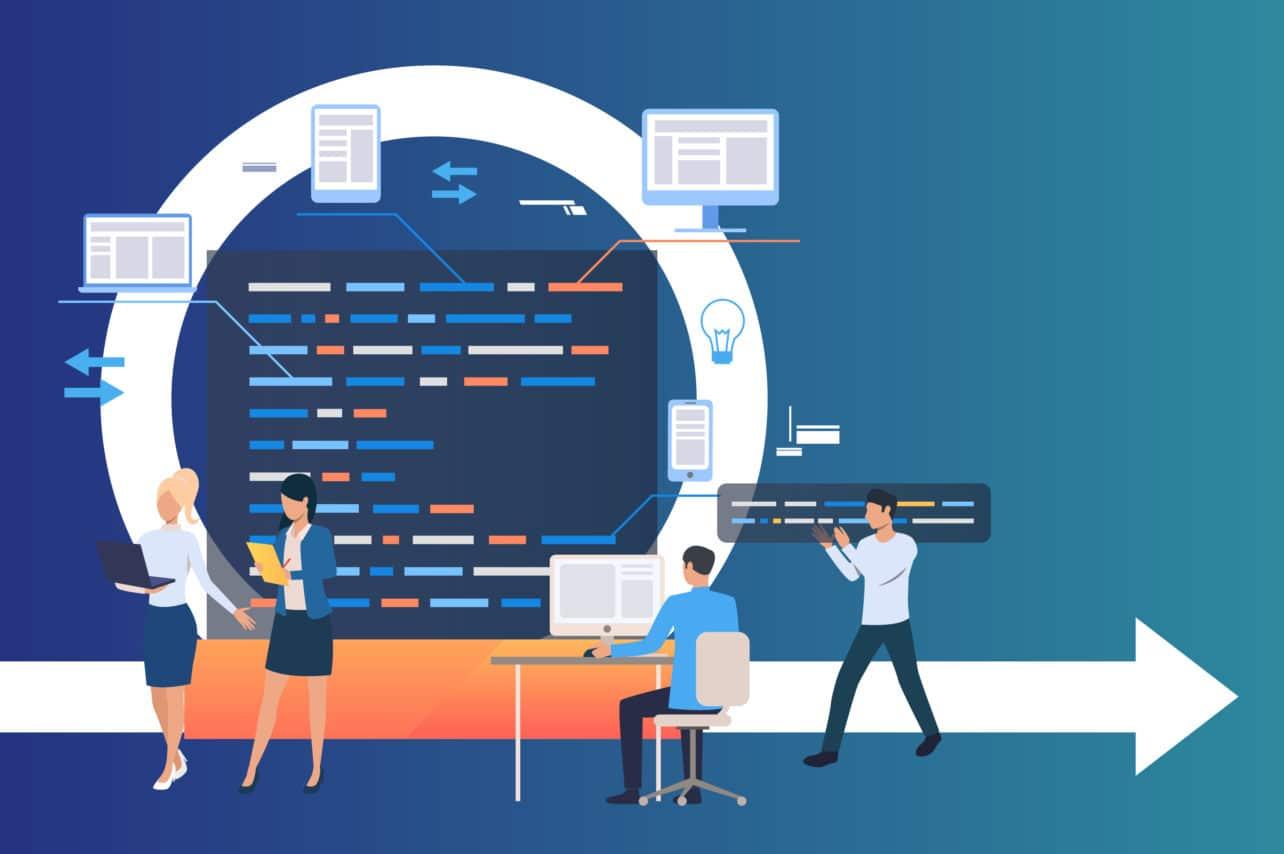 Het vinden en doorbreken van 'bottlenecks' is een cruciaal onderdeel van de software lifecycle
