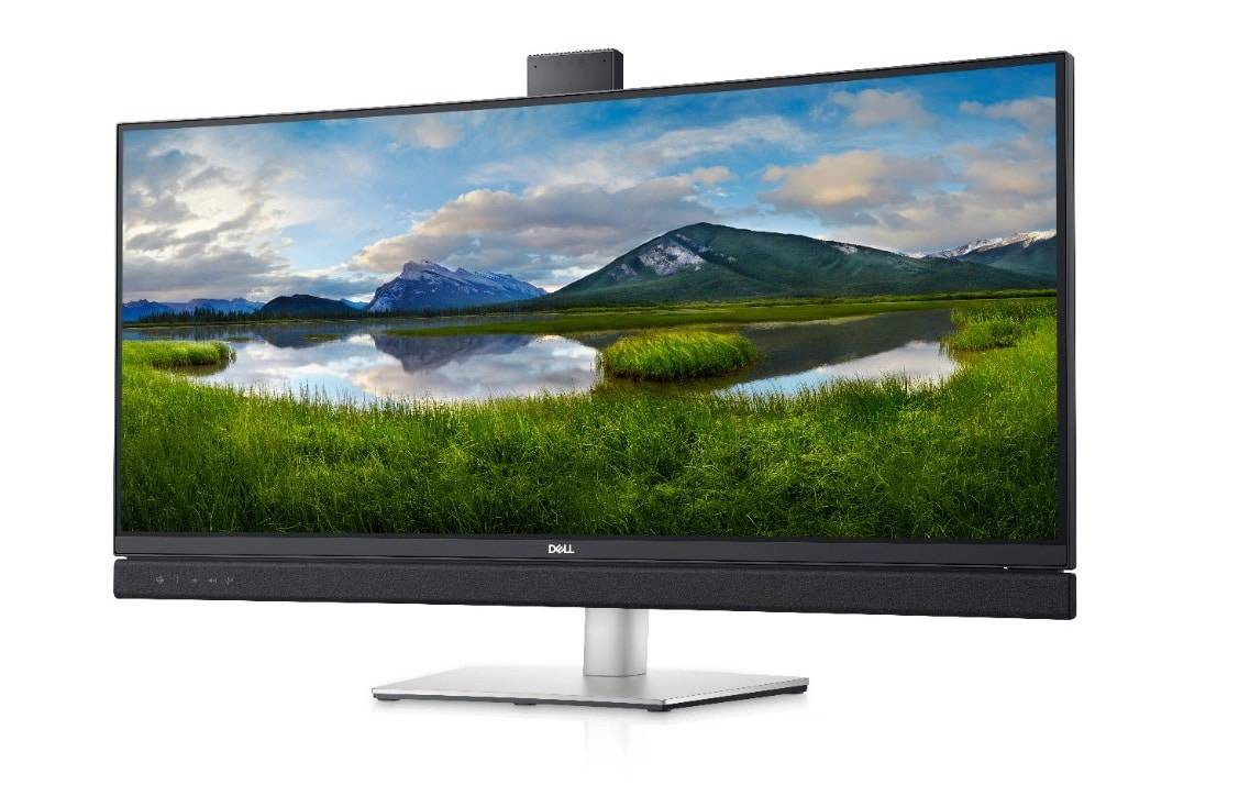 Dell introduceert monitors met nadruk op videovergaderingen