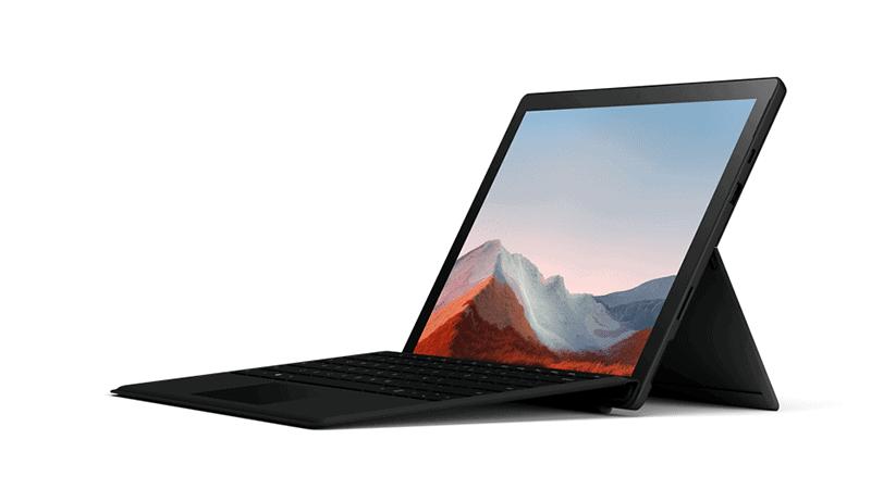 Surface Pro 7+ biedt nieuwe processor en 4G-connectiviteit