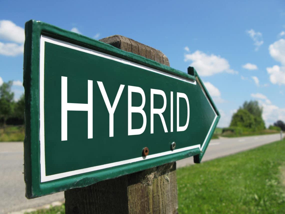 Is er een best practice voor hybrid cloud?