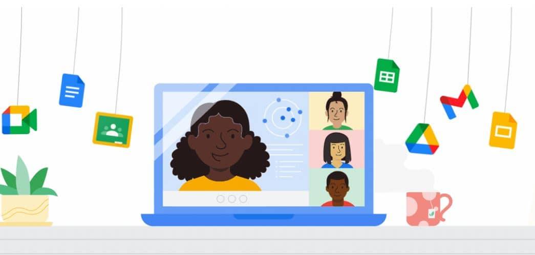 Google updatet Meet en Classroom