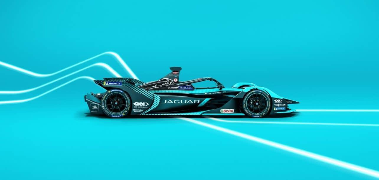 Micro Focus werkt samen met Jaguar Racing in Formule E