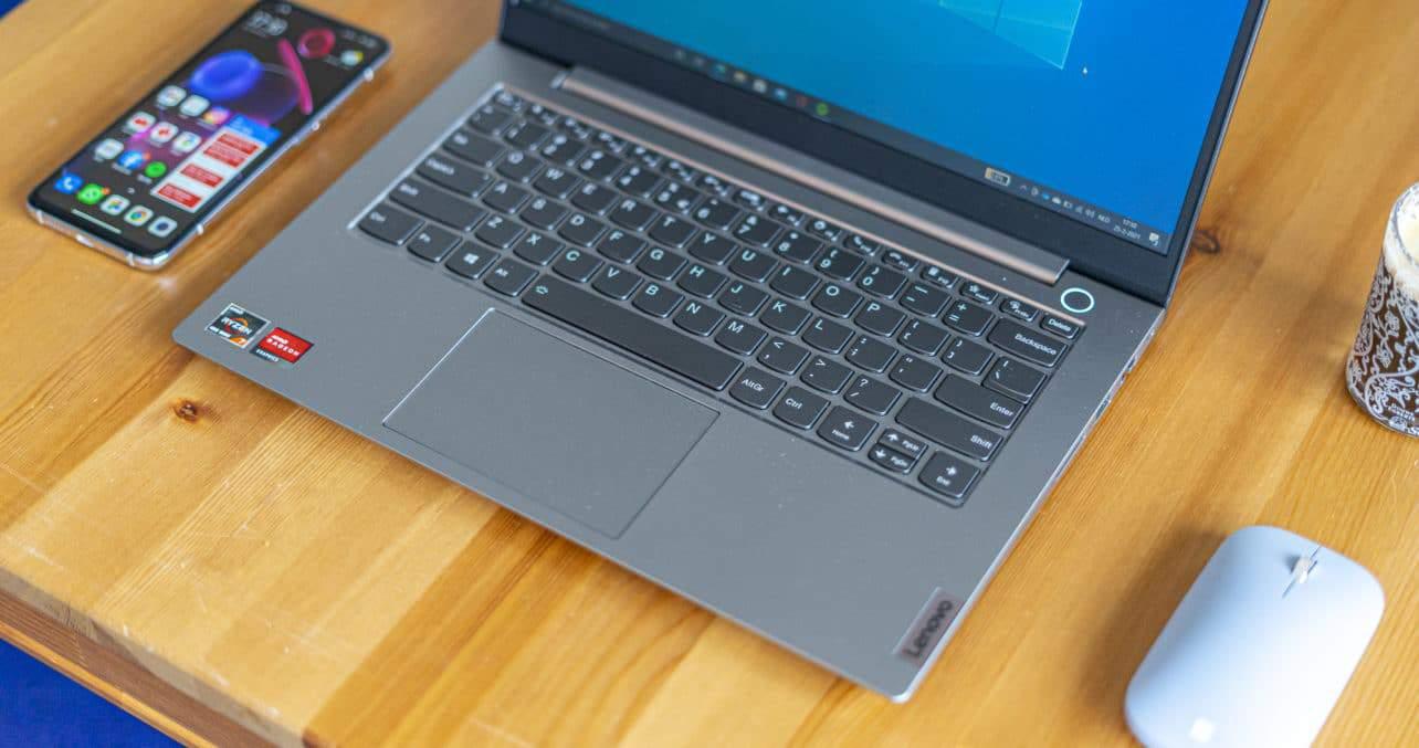 Lenovo ThinkBook 14 G2 toetsenbord