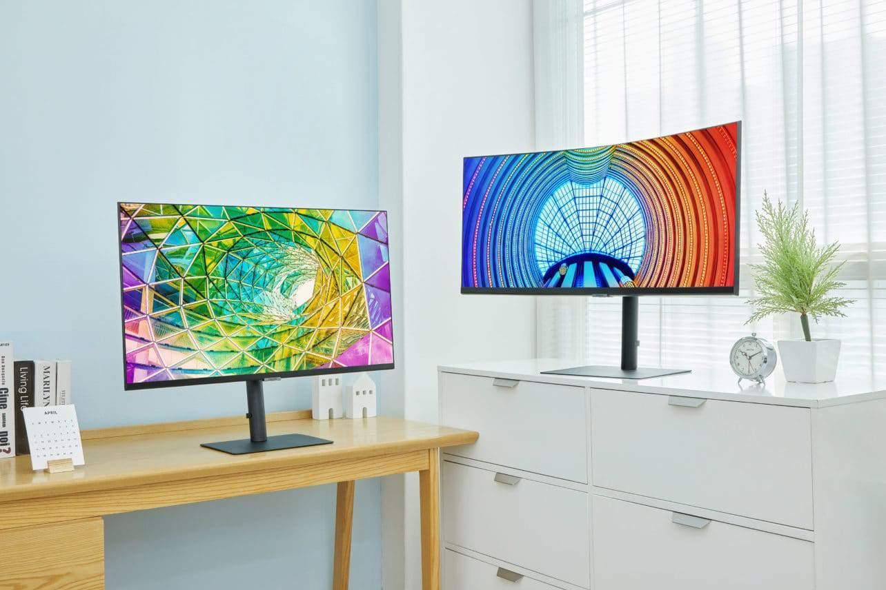 Samsung komt met reeks hoge resolutie-monitoren