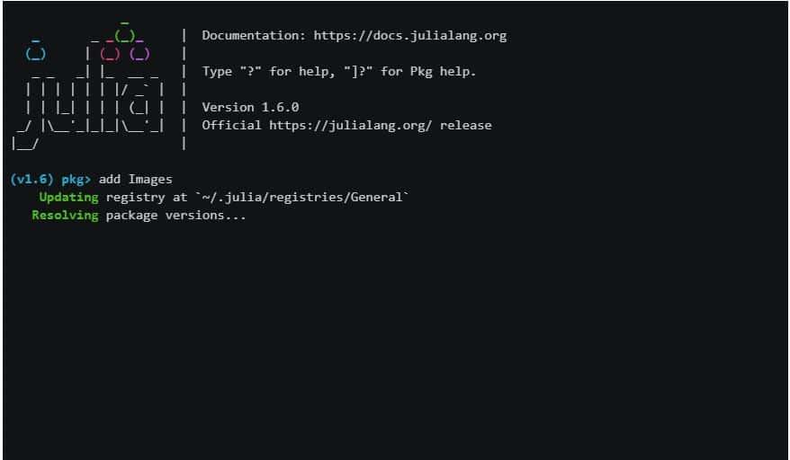 Nieuwe versie 1.6 van Julia is voor langere termijn