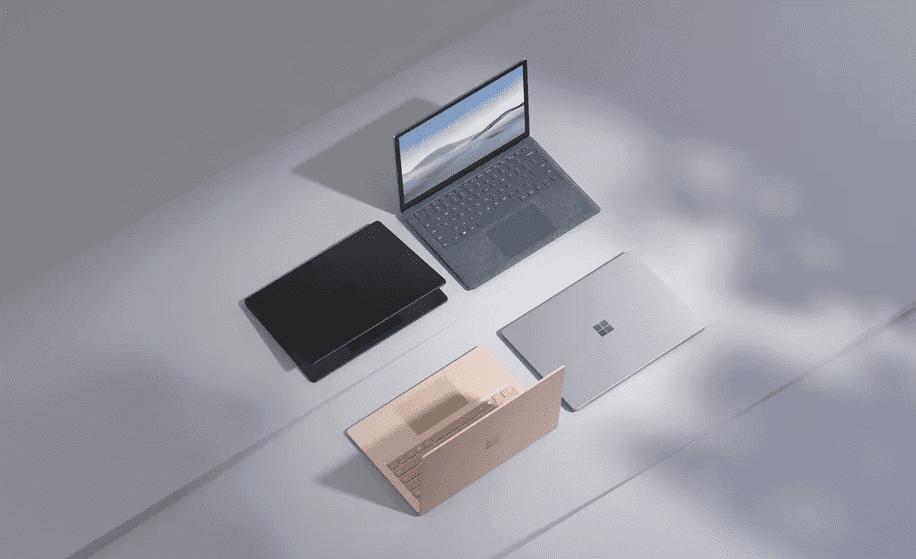 Microsoft kondigt Surface Laptop 4 aan