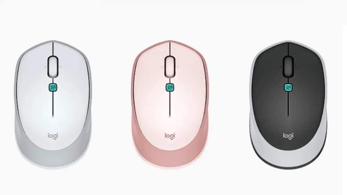 Logitech en Baidu maken AI-muis Logitech Voice M380