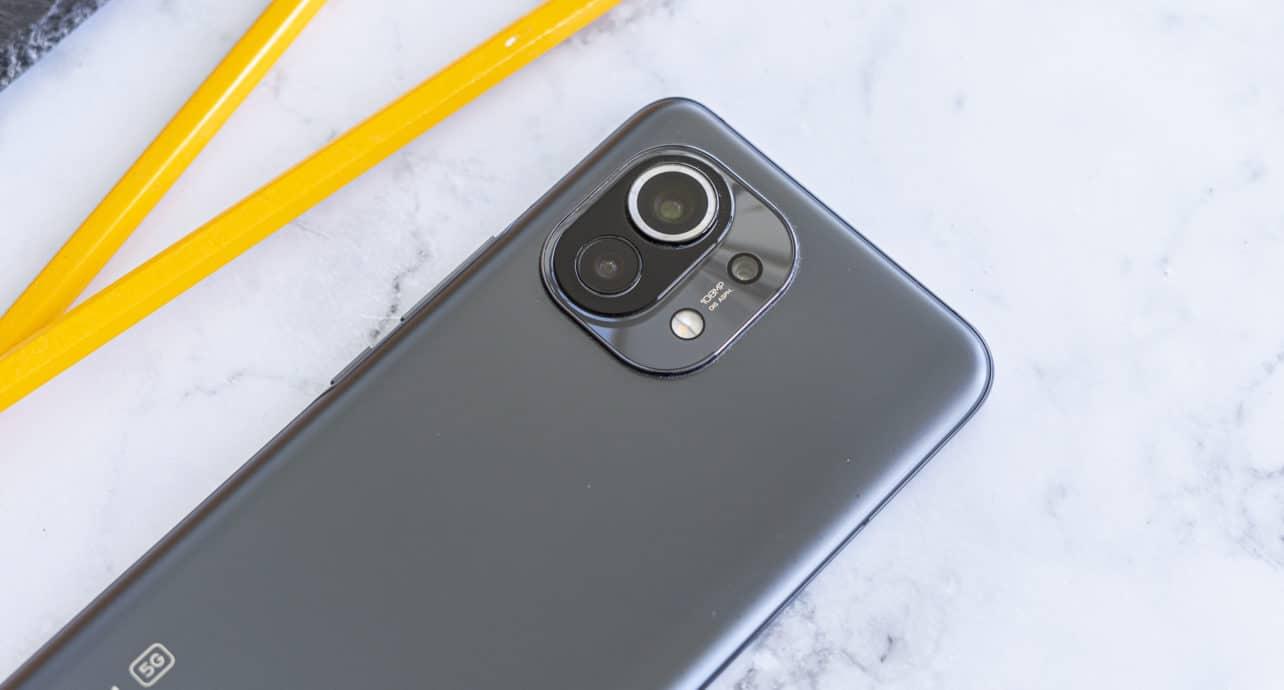 Xiaomi Mi 11 review camera