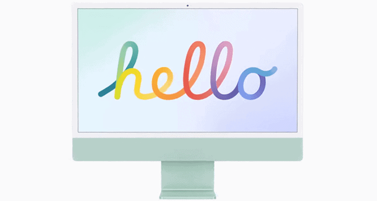 Apple steekt M1-processor in nieuwe iMac en nieuwe iPad Pro